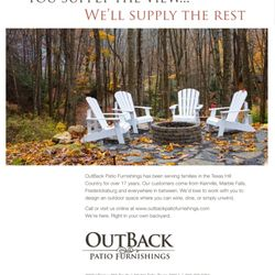 Photo Of OutBack Patio Furnishings   Kerrville   Kerrville, TX, United  States