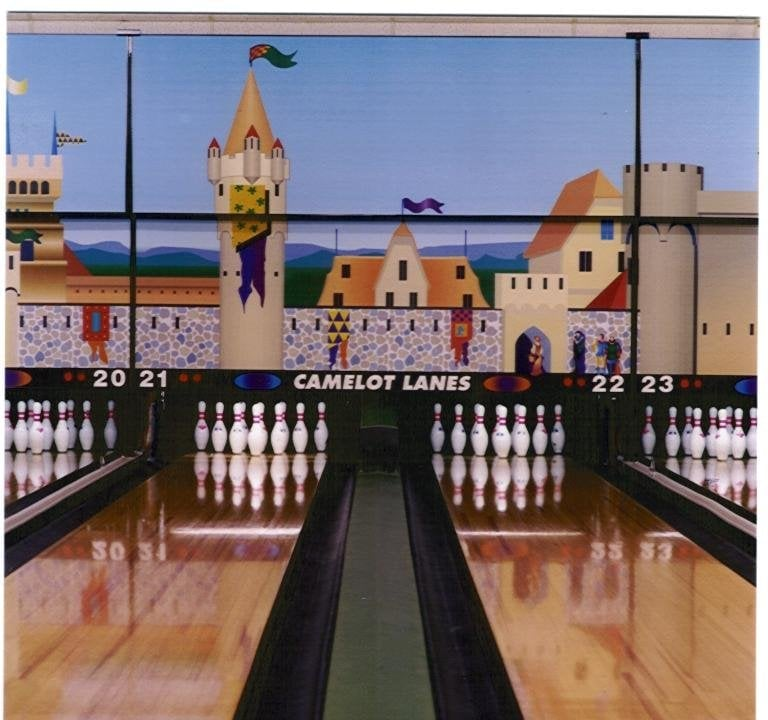Camelot Lanes: 628 Boardman Canfield Rd, Youngstown, OH