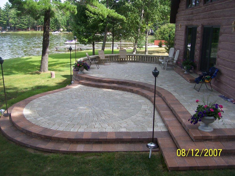Obry Brick & Landscape: 72633 Omo Rd, Armada, MI