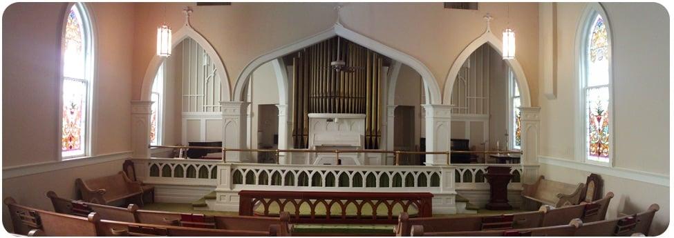 Fillmore Street Chapel: 901 N Fillmore St, Corinth, MS
