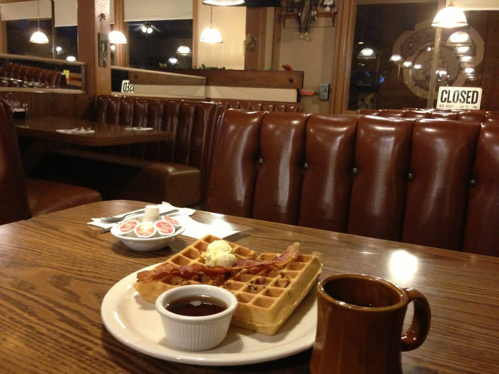 The Waffle Square Country Kitchen Sacramento Ca