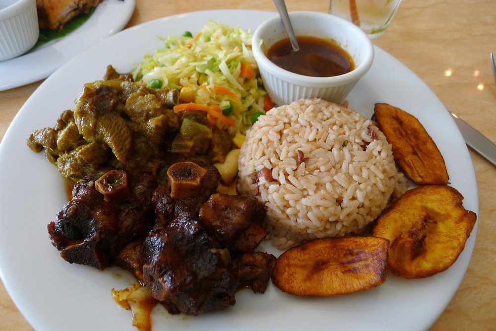 Eve's Caribbean Soul Food: 132 S Fraser St, Georgetown, SC
