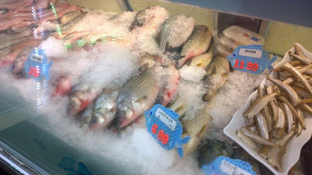 Fish Station: 2640 S Fort St, Detroit, MI