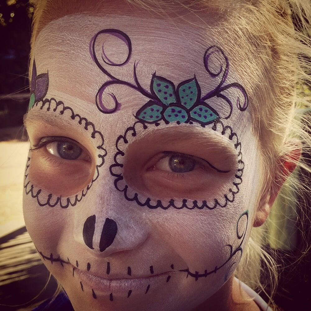 Grins & Giggles Face Art: Aptos, CA