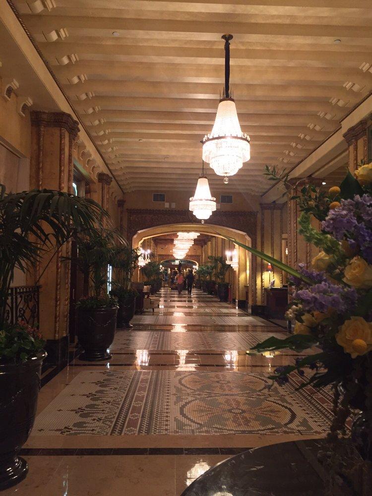 Inside Roosevelt Hotel