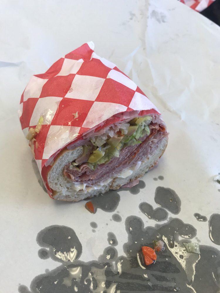 Monster Sub & Sandwich