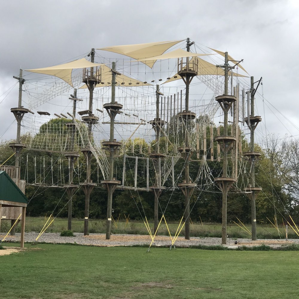 Kerfoot Canopy Tours: 30200 Scenic Byway, Henderson, MN