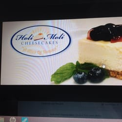 Hol-Moli Cheesecakes logo
