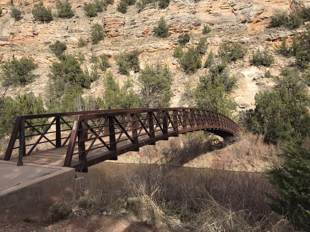 Villanueva State Park: 135 Dodge Dr, Villanueva, NM