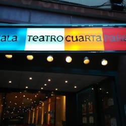 Cuarta Pared - Artes escénicas - Calle de Ercilla, 17, Arganzuela ...
