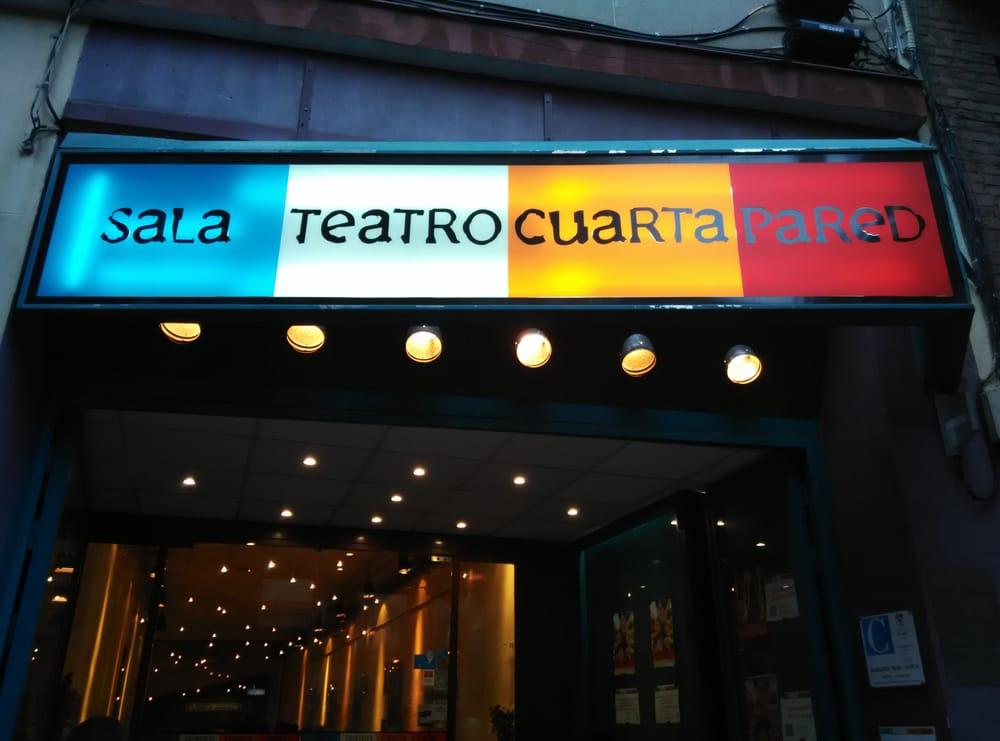 Salga Teatro Cuarta Pared - Yelp