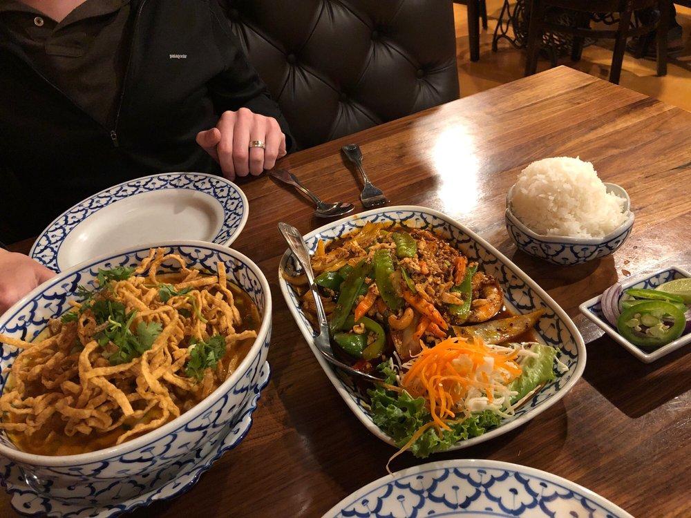 Baan Thai Restaurant: 1620 Ft Riley Blvd, Manhattan, KS