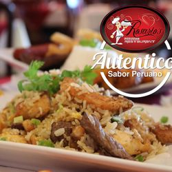 Photo Of Rosario S Peruvian Restaurant Longmont Co United States Arroz Chaufa