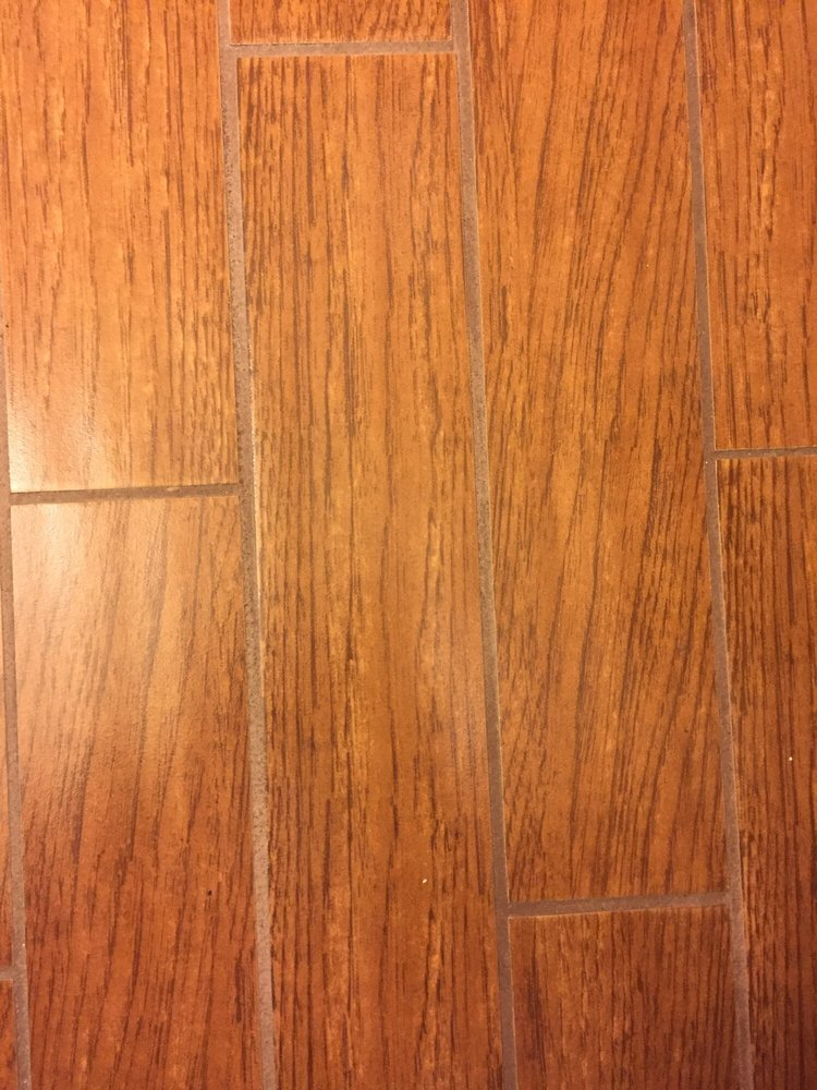 Cool Tile Floors In Bathroom That Look Like Wood Yelp