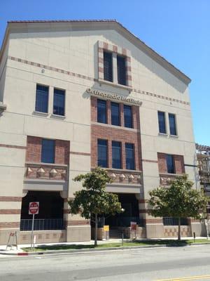 UCLA Orthopaedic Surgery 1250 16th St Ste 2100 Santa Monica