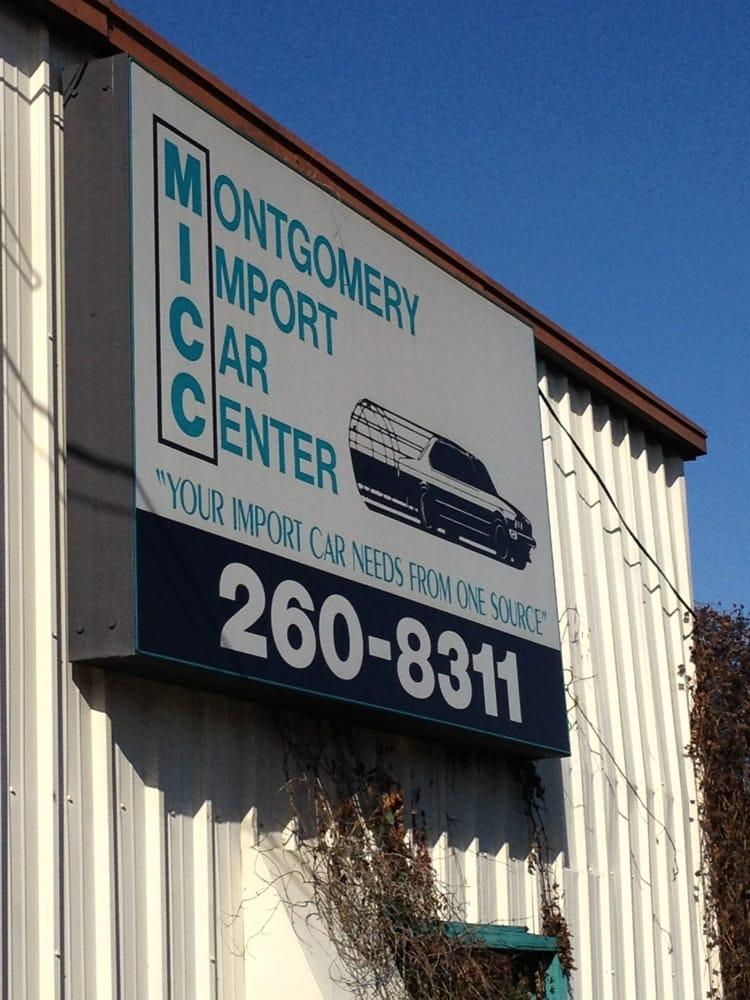 Montgomery import car center bilreparation 3121 for Holmes motor in montgomery al