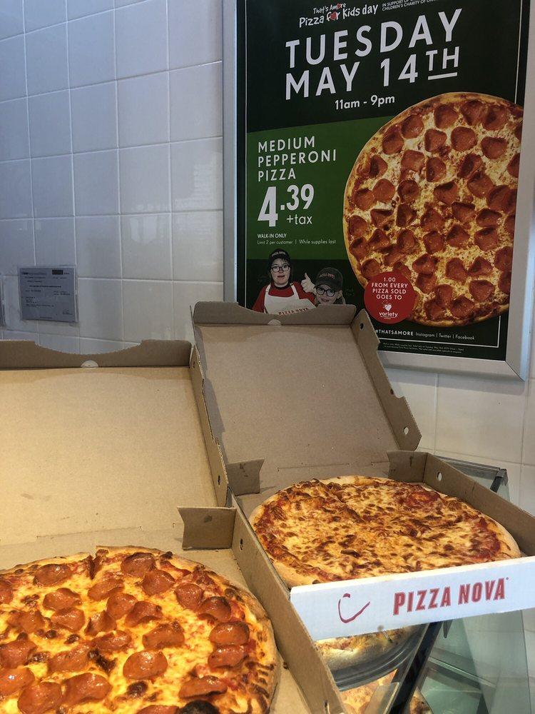 Pizza Nova