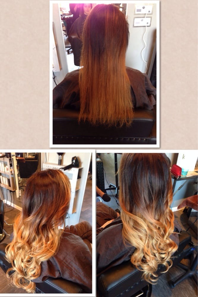 Hair By Mona Color Correction And Extensions Yelp