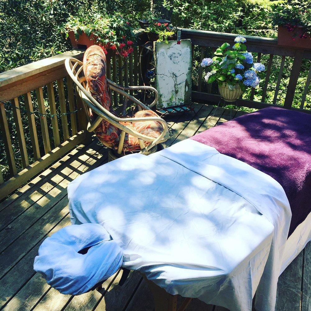 Deeply Kneaded Coastal Massage: Manzanita, OR