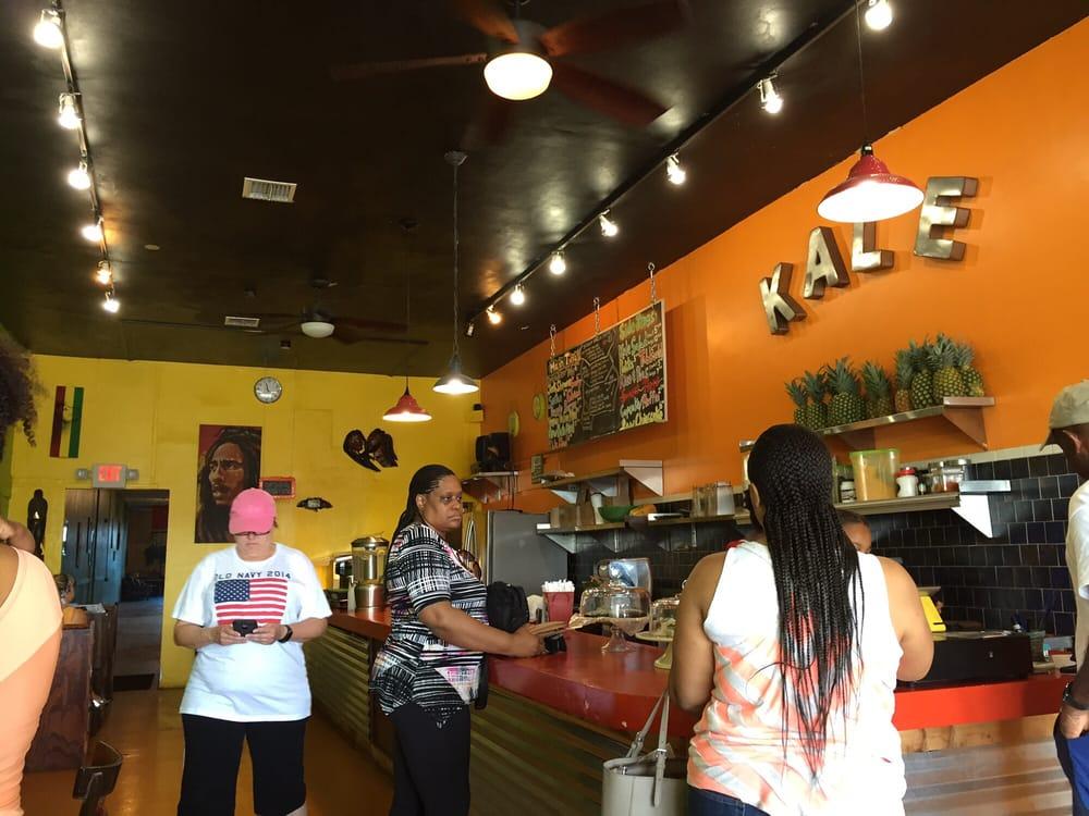 Kale Cafe Daytona Beach