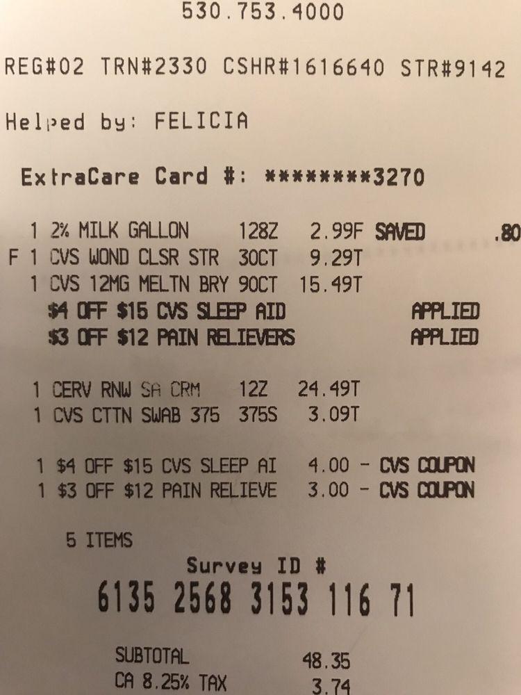 CVS Pharmacy - 26 Reviews - Drugstores - 1550 E Covell Blvd