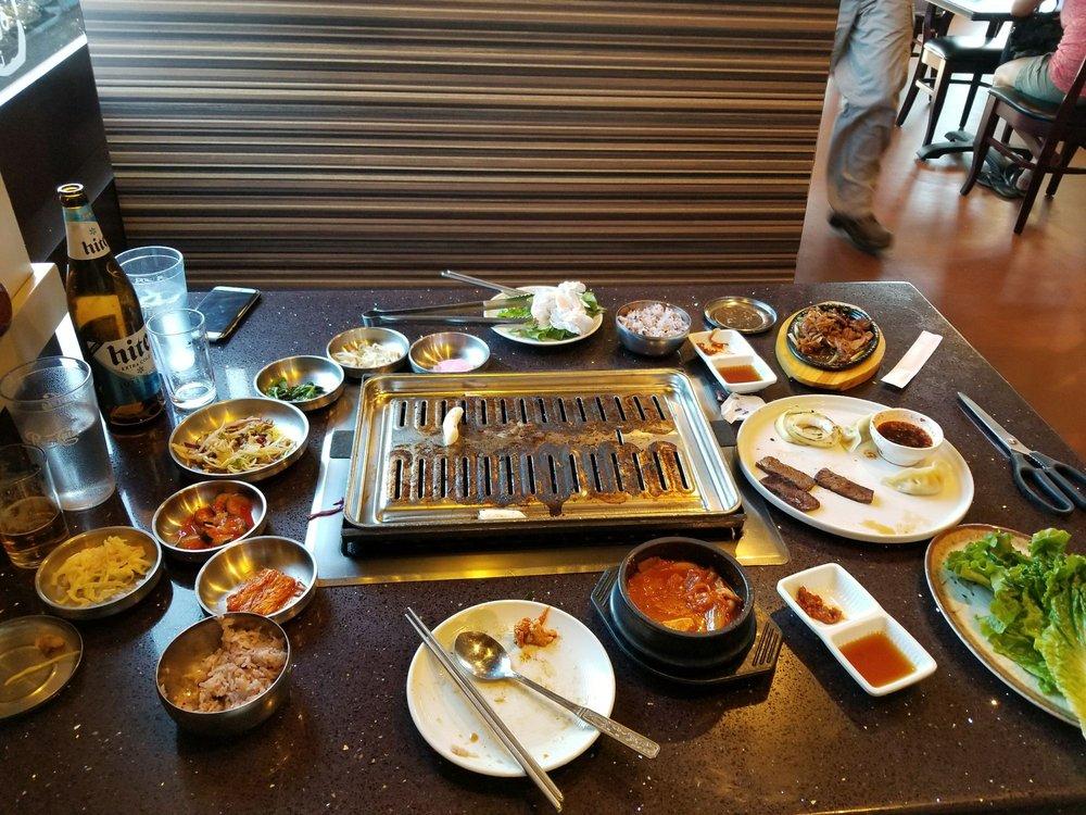 Gangnam Korean BBQ: 2473 NW 185th Ave, Hillsboro, OR