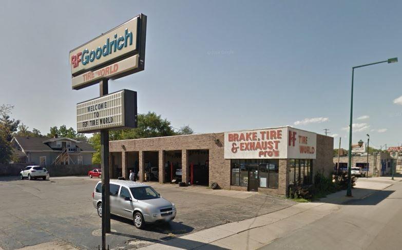 F&F Tire World: 5302 N 2nd St, Loves Park, IL
