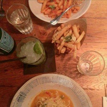 Photo Of Jamie S Italian Singapore Singapore Pasta Penne Arrabiata Crab