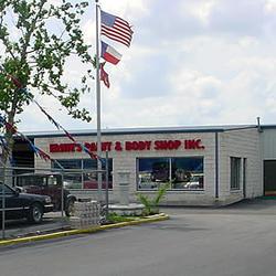 Ernie S Paint Body Shop San Marcos Tx