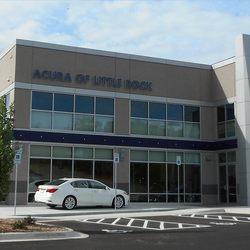 Acura Of Little Rock - Car Dealers - 13701 David O Dodd Rd, Little on