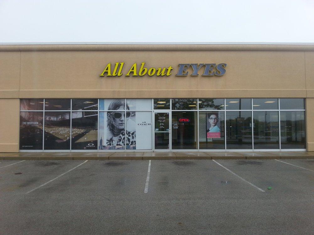 All About Eyes - Forsyth: 106 E Barnett Ave, Forsyth, IL
