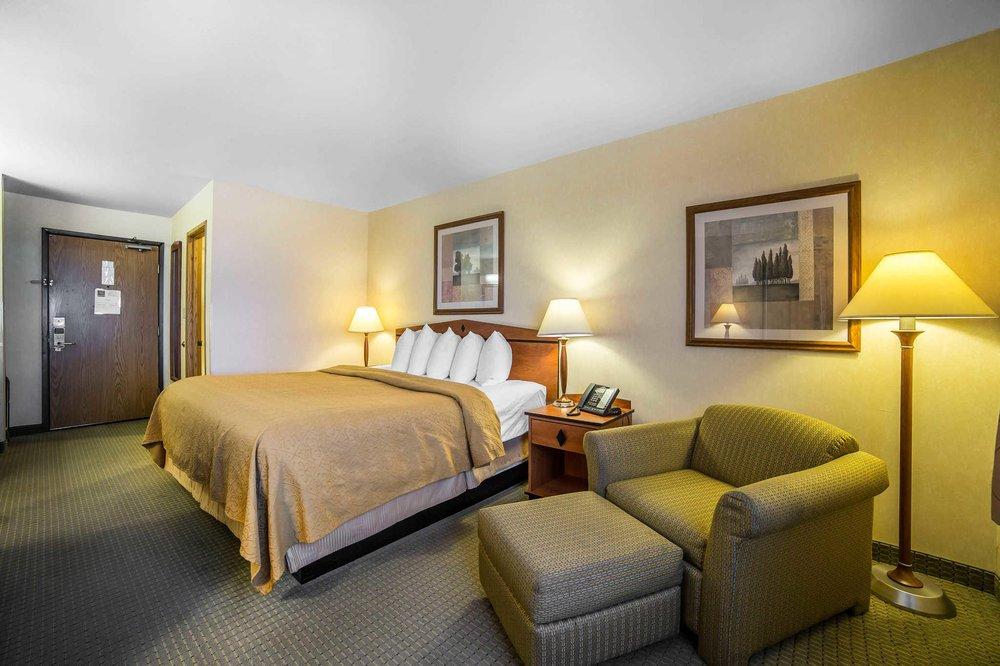 Quality Inn: 2245 Etchepare Dr, Cheyenne, WY
