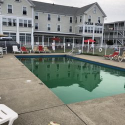 Photo Of Ocean House Hotel Motel Old Orchard Beach Me United States