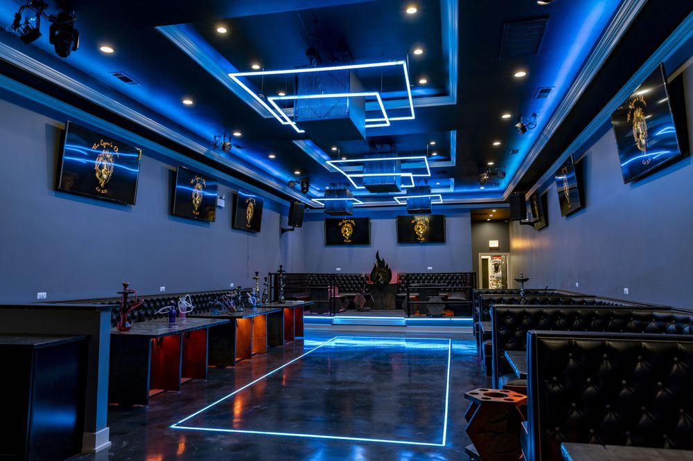 The Lyon's Den Hookah Lounge: 2123 W Division St, Chicago, IL