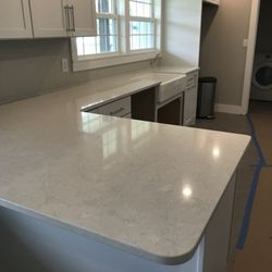 Photo Of Nixon Granite Installation Services   Ocala, FL, United States.  Large Quartz