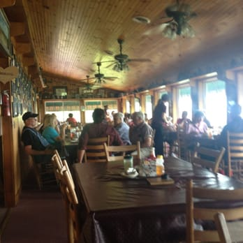 Photo Of Cliff House Inn   Jasper, AR, United States. Rustic Restaurant Part 97