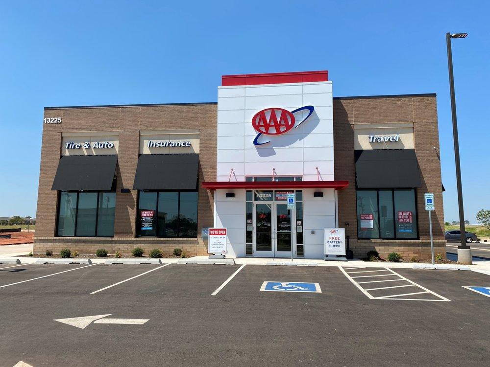 AAA Tire And Auto Service OKC - Quail Springs: 13225 N Pennsylvania Ave, Oklahoma City, OK