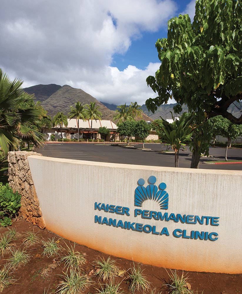Kaiser Permanente Nanaikeola Clinic