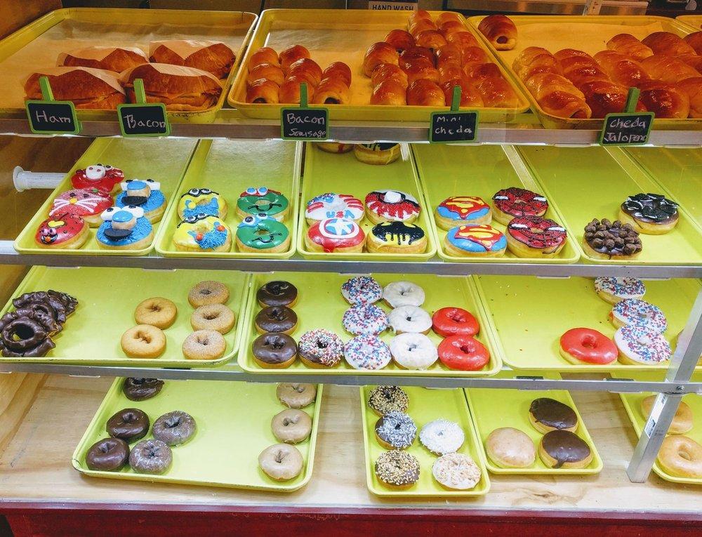 Denny S Donuts Oklahoma City