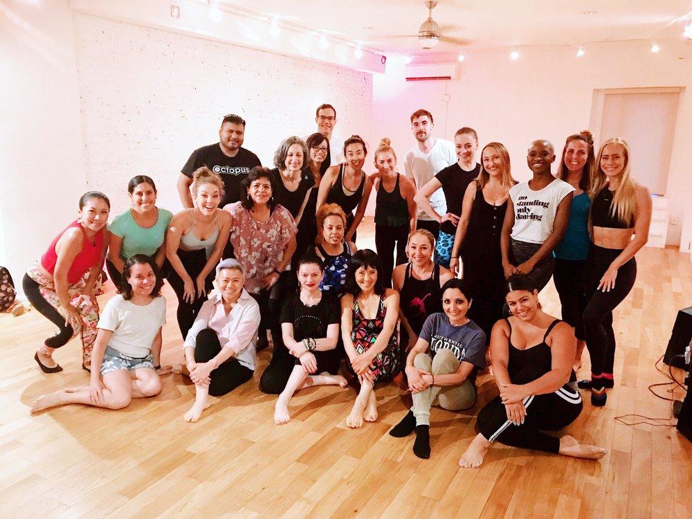 GoDeeper Dance: New York, NY