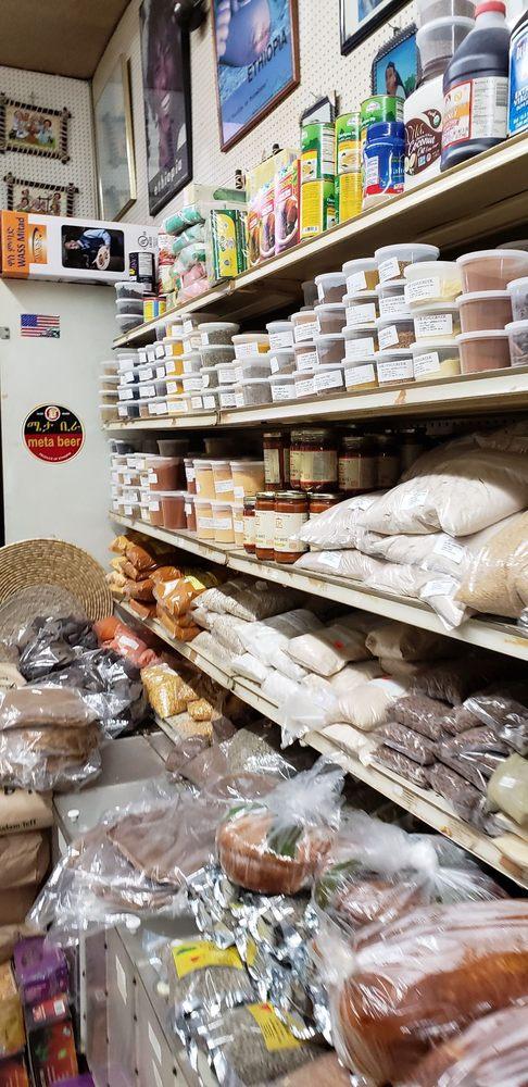 Merkato Ethiopian Restaurant & Market: 1036 S Fairfax Ave, Los Angeles, CA