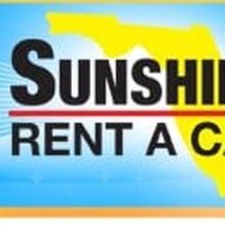 Sunshine Rental Car Fort Lauderdale Fl