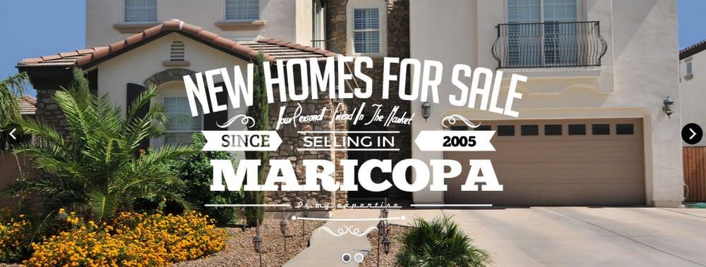 Maricopa New Homes: 19756 N John Wayne Pkwy, Maricopa, AZ