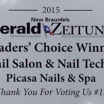 Picasa Nails and Spa - 10 Photos & 21 Reviews - Nail Salons
