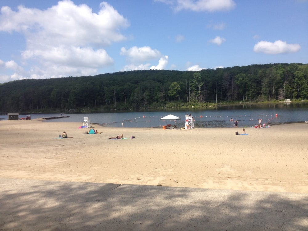 Image result for beach by canopus lake