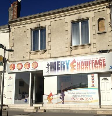 Mery chauffage chauffage air conditionn 388 avenue - Cabinet radiologie avenue thiers bordeaux ...