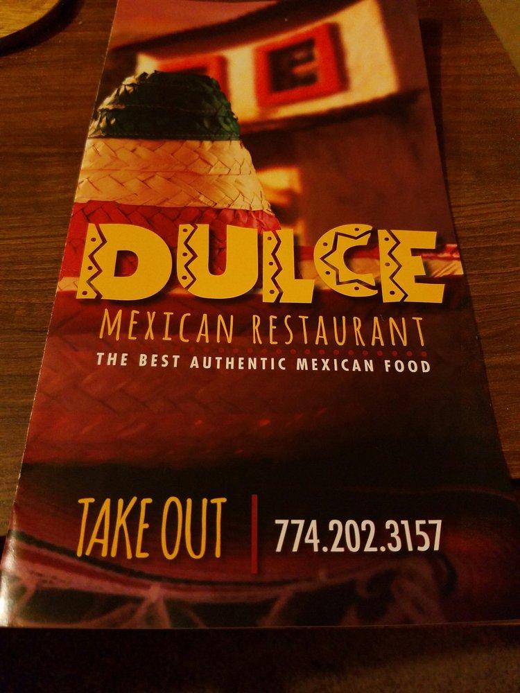 Dulce Mexican Restaurant: 469 Ashley Blvd, New Bedford, MA