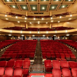 Photo Of Music Hall Center For The Performing Arts Detroit Mi United States