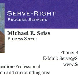 Serve right process servers process servers 22426 vobe ct katy photo of serve right process servers katy tx united states michael seiss colourmoves