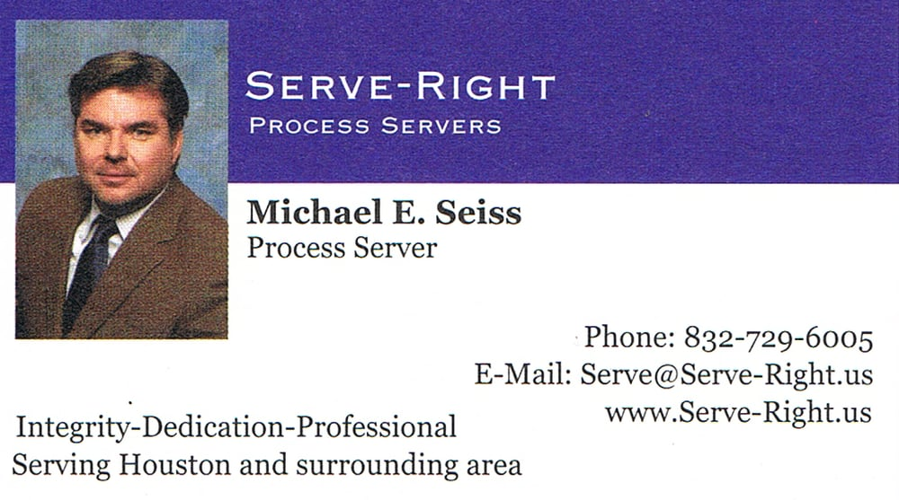 MIchael Seiss\' Business Card - Yelp